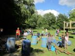 District Rafting Day at Thriftwood Sept 2015